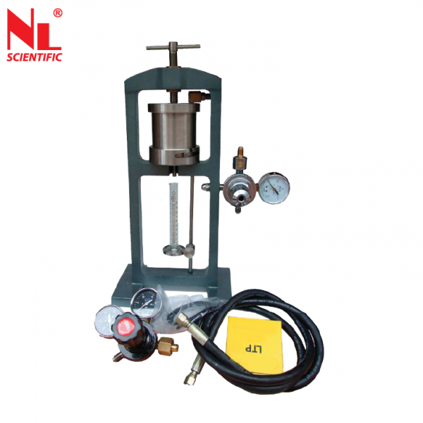 Filter Press for Mud - NL 3028 X / 001 Cement & Mortar Testing Equipments Malaysia, Selangor, Kuala Lumpur (KL), Klang Manufacturer, Supplier, Supply, Supplies | NL Scientific Instruments Sdn Bhd