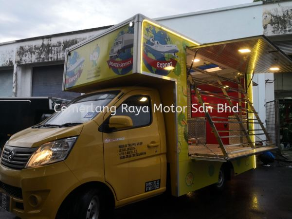 SS2 Durian Truck SS2 Durian Truck Food & Beverage Truck Truck Selangor, Malaysia, Kuala Lumpur (KL), Shah Alam Supplier, Suppliers, Supply, Supplies | Cemerlang Raya Motor Sdn Bhd