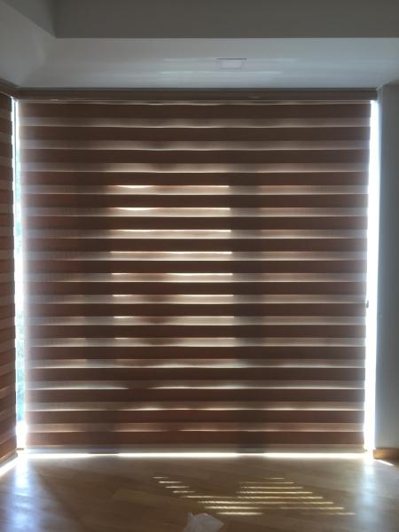 Black Out Zebra Blind And Rainbow Blind Johor Bahru (JB), Johor Supplier, Suppliers, Supplies, Supply   Kim Curtain Design Sdn Bhd