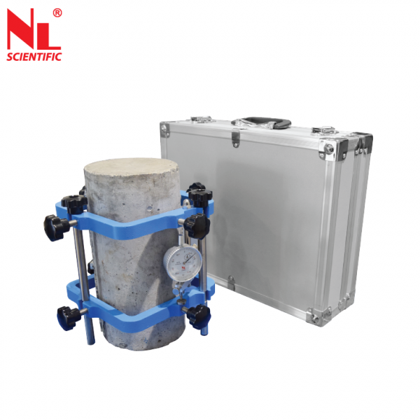 Compressometer Apparatus - NL 4002 X / 003 Concrete Testing Equipments Malaysia, Selangor, Kuala Lumpur (KL), Klang Manufacturer, Supplier, Supply, Supplies | NL Scientific Instruments Sdn Bhd