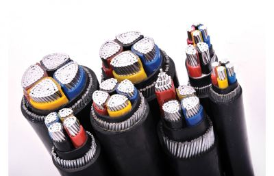 AL/XLPE/SWA/PVC Armoured Cable