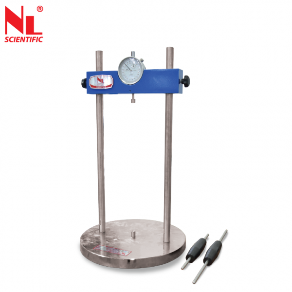 Length Comparator Apparatus - NL 3024 X / 002A Cement & Mortar Testing Equipments Malaysia, Selangor, Kuala Lumpur (KL), Klang Manufacturer, Supplier, Supply, Supplies | NL Scientific Instruments Sdn Bhd