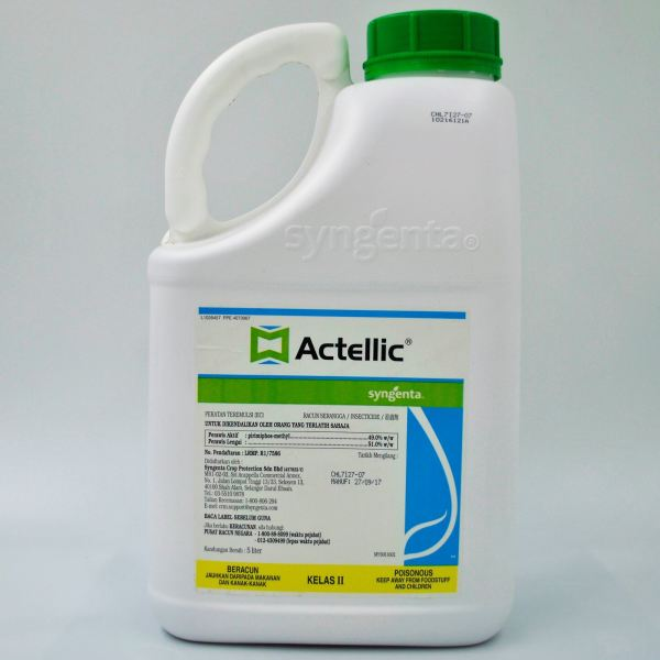 ACTELLIC 50EC Flying Insect Control Kuala Lumpur (KL), Selangor, Malaysia Supplier, Suppliers, Supply, Supplies | XWay Sdn Bhd