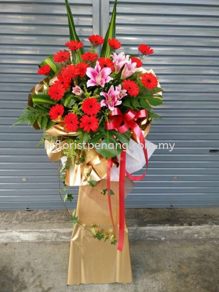OS019 Opening Stand Penang, Butterworth, Malaysia Supplier, Suppliers, Supply, Supplies | HL Florist & Gift