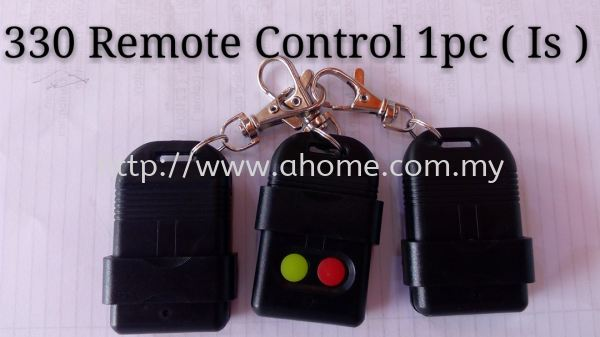 330 REMOTE CONTROL ( IS ) Jit-Arm Auto Gate Accessories Selangor, Kajang, Malaysia, Kuala Lumpur (KL) Supplier, Supply, Installation, Service | A Home Automation Sdn Bhd