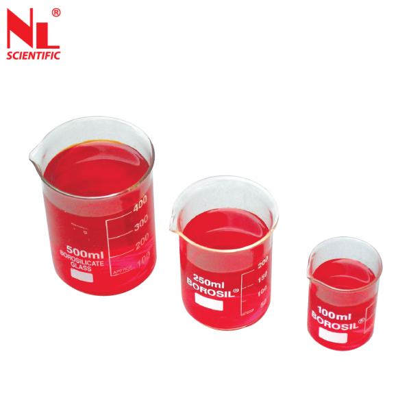 Glass Beakers With Spout - NL 7002 G Miscellaneous Testing Equipments Malaysia, Selangor, Kuala Lumpur (KL), Klang Manufacturer, Supplier, Supply, Supplies | NL Scientific Instruments Sdn Bhd