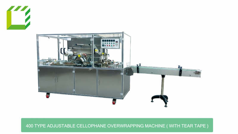 400 Type Adjustable Cellophane Overwrapping Machine ( With Tear Tape ) Over Wrapping Machines  Packaging Machines Malaysia, Selangor, Kuala Lumpur (KL), Subang Jaya Supplier, Suppliers, Supply, Supplies | Labelling To Pack Enterprise