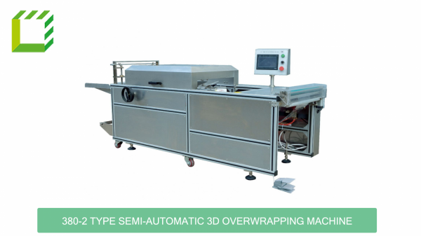 380-2 Type Semi-Automatic 3D Overwrapping Machine Over Wrapping Machines  Packaging Machines Malaysia, Selangor, Kuala Lumpur (KL), Subang Jaya Supplier, Suppliers, Supply, Supplies | Labelling To Pack Enterprise