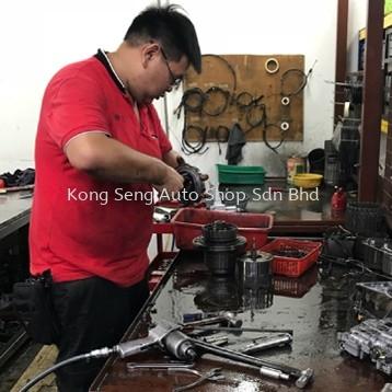 Automatic Gearbox Rebuild Automatic Gearbox Rebuild Selangor, Malaysia, Klang, Kuala Lumpur (KL), Kapar Workshop, Service, Specialist | Kong Seng Auto Shop Sdn Bhd