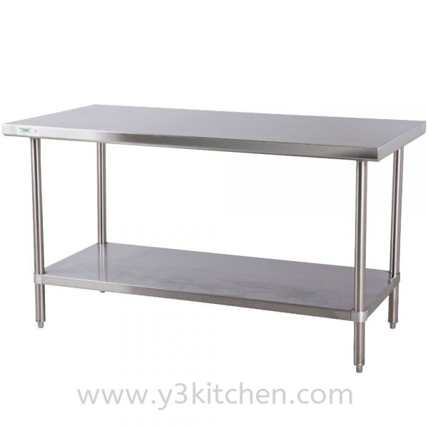 1500 Work Table + 1tier Work Table Stainless Steel Equipment Johor Bahru (JB), Malaysia, Johor Jaya Supplier, Suppliers, Supply, Supplies | Y3 Kitchen Solutions Sdn Bhd