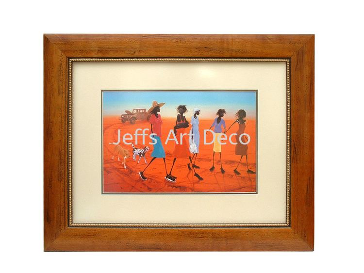 Poster Frame Customize Photo Frame Penang, Malaysia, George Town Supplier, Suppliers, Supply, Supplies | Jeffs Art Deco