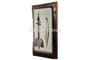 Objects Frame (Frame Object in Shadow Box) Customize Photo Frame Penang, Malaysia, George Town Supplier, Suppliers, Supply, Supplies | Jeffs Art Deco