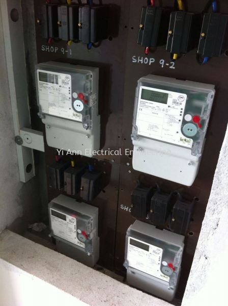 Install EMH Sub meter with sirim  EMH sub meter with sirim Sub Meter Installation 子仪表安装 Kuala Lumpur (KL), Selangor, Malaysia Services, Contractor | Yi Ann Electrical Engineering