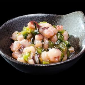 Tako Wasabi (Seasoned Octopus with Wasabi Flavour) Our Manufactured Products Selangor, KL, Malaysia Supplier, Supply | Kian Kee Ocean Trading Sdn Bhd