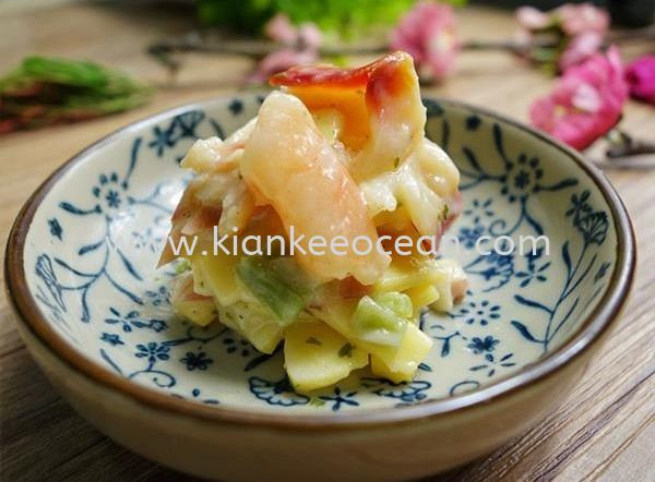 Seafood Squid Salad Our Products Selangor, KL, Malaysia Supplier, Supply   Kian Kee Ocean Trading Sdn Bhd