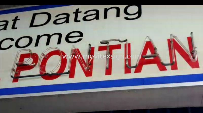 NEON Sign with controller  NEON Signage LED Signage and Neon Signboard Johor Bahru (JB), Johor, Malaysia. Design, Supplier, Manufacturers, Suppliers | M-Movitexsign Advertising Art & Print Sdn Bhd