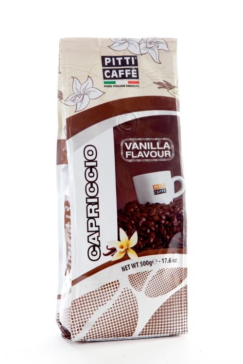 Pitti Vanilla 500g Premium Pack