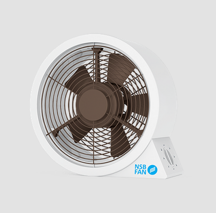 NSB Table Fan: Qtoo 13""