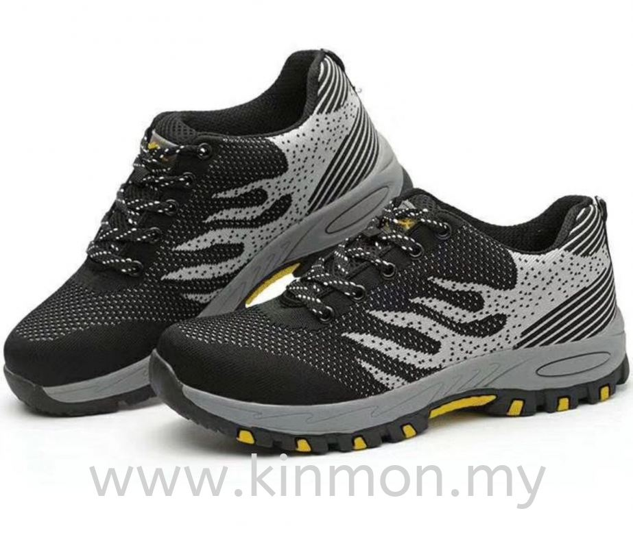 LC028# Sporty Low Cut Safety Shoe