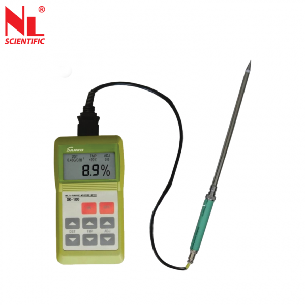 Multi Purpose Mositure Meter - NL 5062 X / 002 Soil Testing Equipments Malaysia, Selangor, Kuala Lumpur (KL), Klang Manufacturer, Supplier, Supply, Supplies | NL Scientific Instruments Sdn Bhd