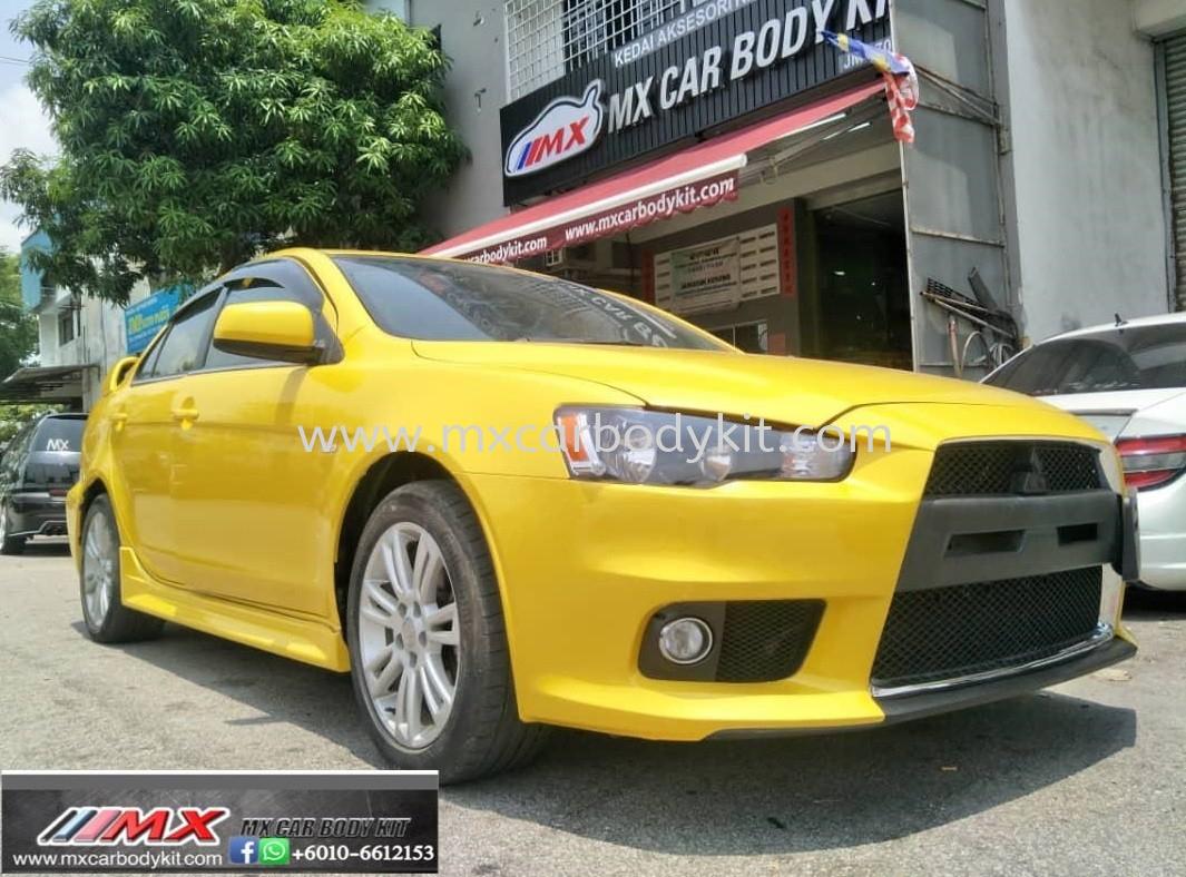 MITSUBISHI LANCER EX CONVERT TO EVO X BODYKIT LANCER EX / INSPIRA  MITSUBISHI Johor, Malaysia, Johor Bahru (JB), Masai. Supplier, Suppliers, Supply, Supplies | MX Car Body Kit
