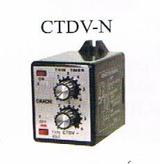 CIKACHI- TWIN TIMER (CTDV-N) Cikachi Timer Switch Johor Bahru (JB), Johor, Ulu Tiram, Malaysia Supplier, Suppliers, Supply, Supplies | Intech Electric Sdn Bhd