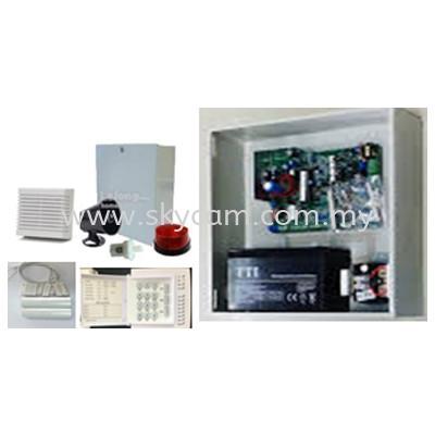 1 SUPA 8 Zone Alarm Value Package Alarm Value Package Wired Alarm Burglar Alarm System Selangor, Kajang, Kuala Lumpur (KL), Malaysia Installation, Supplier, Supply, Supplies   SKYCAM SOLUTION