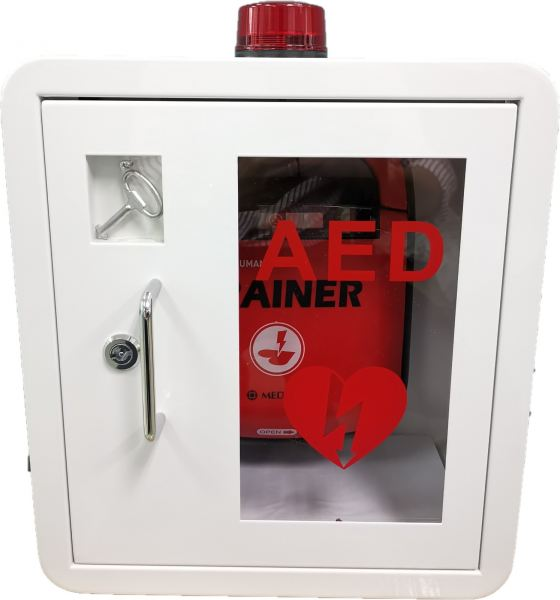 Universal AED Cabinet AED and Accessories Malaysia, Selangor, Kuala Lumpur (KL), Puchong Manufacturer, Supplier, Supply, Supplies | MediShield First Aid Supplies Sdn Bhd