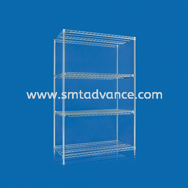 SMT SUS Wire quick slot Shelving Quick Slot Shelving  Shelving Series SMT Shelving Malaysia, Penang Manufacturer, Supplier, Supply, Supplies | SMT System Metal Technology Sdn Bhd