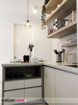 Melano Series Kitchen Cabinet