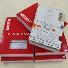 Beckhoff EL3204 Others Penang, Malaysia, Bayan Baru Supplier, Suppliers, Supply, Supplies | Assotech Resources