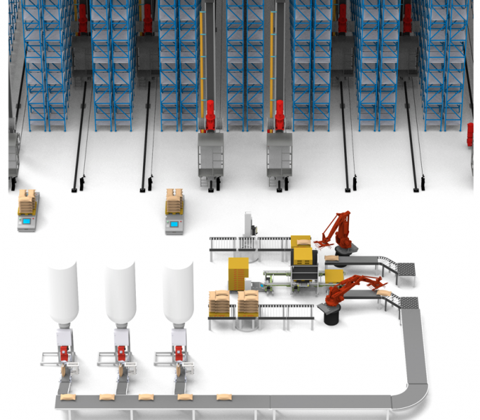 ASRS Australia- Automated Storage and Retrieval System ASRS Automation and Machine Building Australia, Victoria, Melbourne Supplier, Suppliers, Supply, Supplies | XTS Technologies Sdn Bhd