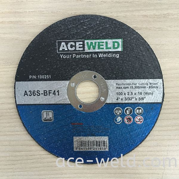 A36S-BF41 Abrassive Selangor, Malaysia, Kuala Lumpur (KL), Puchong Supplier, Suppliers, Supply, Supplies | ACE Weld Sdn Bhd