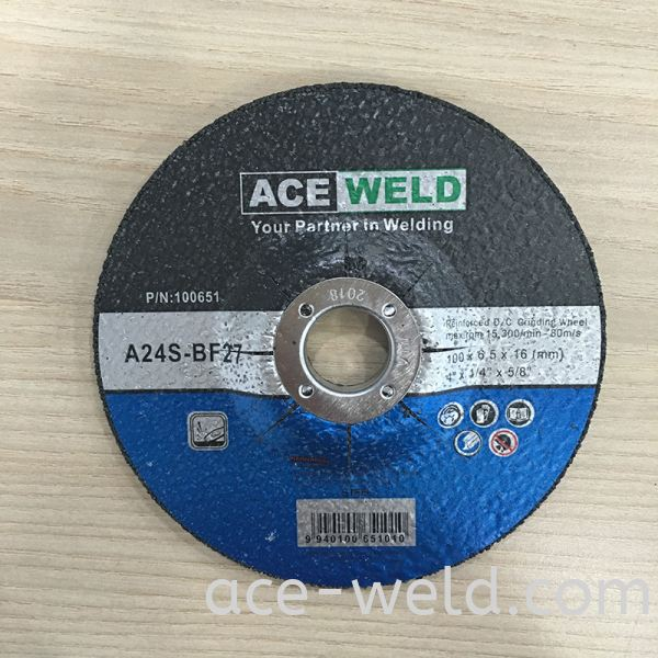A24S-BF27 Abrassive Selangor, Malaysia, Kuala Lumpur (KL), Puchong Supplier, Suppliers, Supply, Supplies | ACE Weld Sdn Bhd
