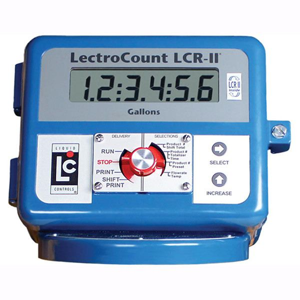 LCR-II Electronic Registration Accessories Liquid Control Kuala Lumpur (KL), Malaysia, Selangor, Balakong Supplier, Suppliers, Supply, Supplies | Flowmaster Equipment Sdn Bhd