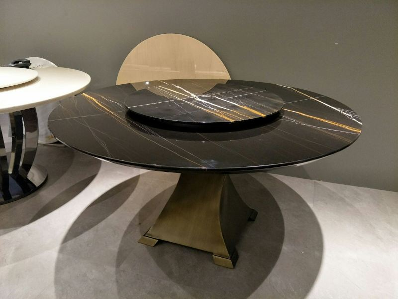 Modern Marble Dining Table - St. Laurent Marble Marble Dining Table Selangor, Kuala Lumpur (KL), Malaysia Supplier, Suppliers, Supply, Supplies | DeCasa Marble Sdn Bhd