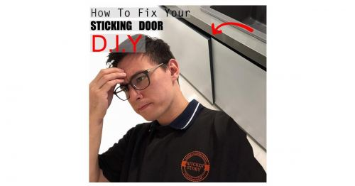 How To Fix Your Sticking Door? D.I.Y