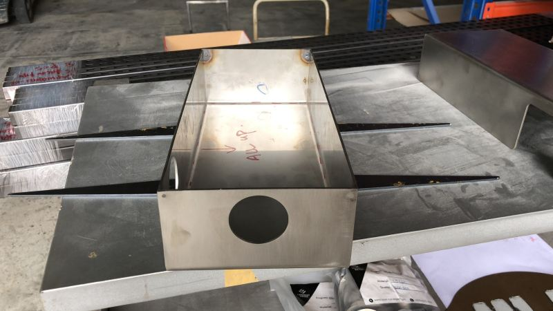 Stainless steel - Main hole product OEM Sheet Metal Works Selangor, Malaysia, Kuala Lumpur (KL), Sungai Buloh Services | Initial Engineering Marketing Sdn Bhd
