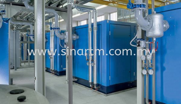 Air Compressor Systems & Services Mechanical Services Expertise & Specialization Johor Bahru (JB), Malaysia Services   Sinar TM Sdn Bhd