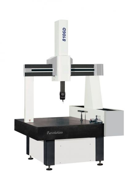 DSC CMM 8106D (AUTOMATIC) DSC CMM 8106D (Automatic) Coordinate Measuring Machine Singapore, Malaysia, Johor Bahru (JB) Supplier, Supply, Manufacturer | DSC Industrial Pte Ltd