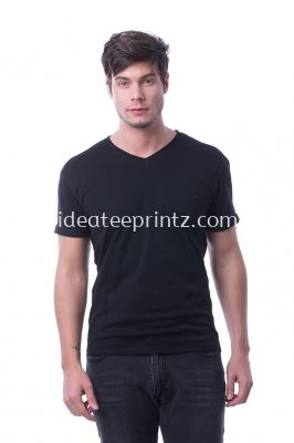MVN V Neck 10 Pirate Black