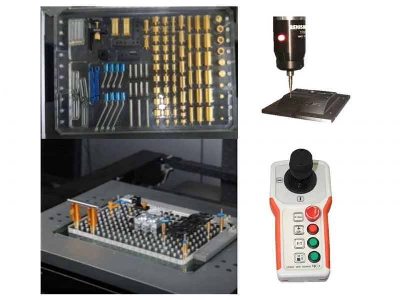 GLOBAL FIXTURE SET (VIDEO MEASURING MACHINE) Global Fixture Set (Video Measuring Machines) Video Measuring System Singapore, Malaysia, Johor Bahru (JB) Supplier, Supply, Manufacturer | DSC Industrial Pte Ltd