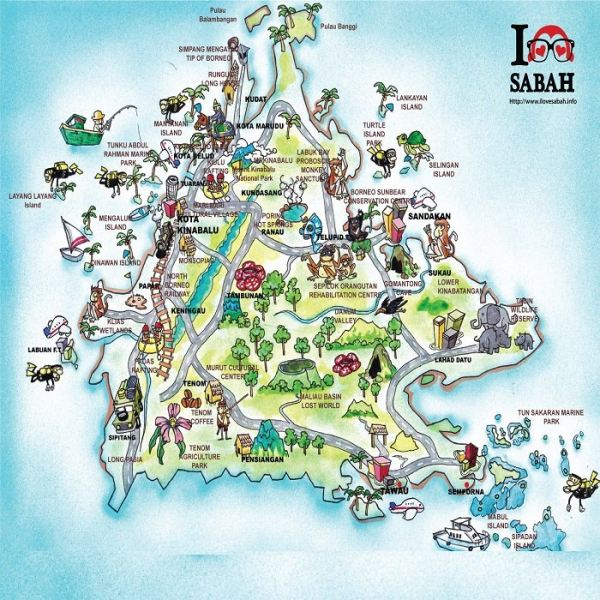 Sabah targets 4 million tourist arrivals TravelNews Malaysia Travel News | TravelNews