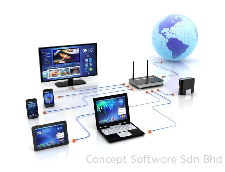 Remote Access Solution Remote Access Solution Other Penang, Malaysia, Bukit Mertajam, Indonesia Software, System, Training, Supplier | Concept Software Sdn Bhd