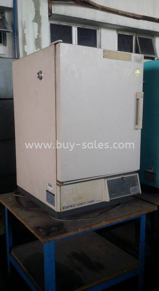 Oven & Humidity Chamber Used Industrial Oven Johor Bahru (JB), Malaysia, Tebrau Supplier, Suppliers, Supply, Supplies | BuySales Dot Com