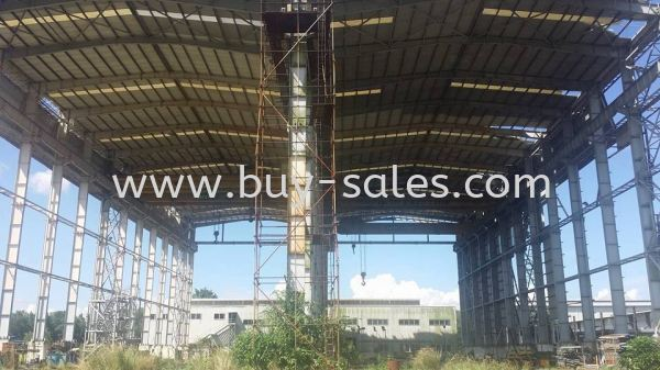 Steel Structure Used Steel Structure Johor Bahru (JB), Malaysia, Tebrau Supplier, Suppliers, Supply, Supplies   BuySales Dot Com