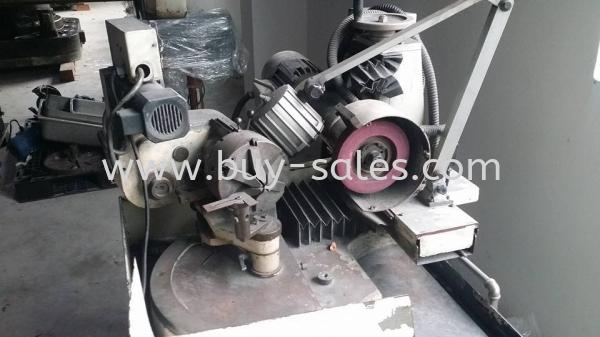 Tool Grinding Machine Used Tool Grinding Machine Johor Bahru (JB), Malaysia, Tebrau Supplier, Suppliers, Supply, Supplies | BuySales Dot Com