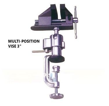 OCTOPUS VICE WITH CLAMP - 75MM JAW-WIDTH & 50MM OPENING MACHINE VISE MANUAL TOOLS Singapore, Kallang Supplier, Suppliers, Supply, Supplies | DIYTOOLS.SG