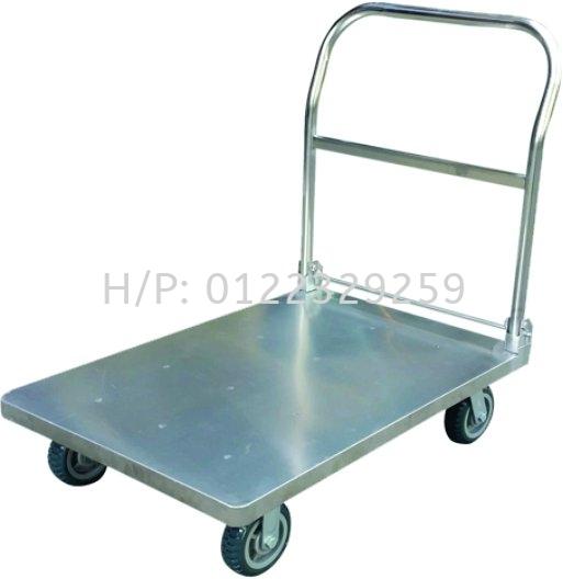 300kg 304 Stainless Steel Trolley