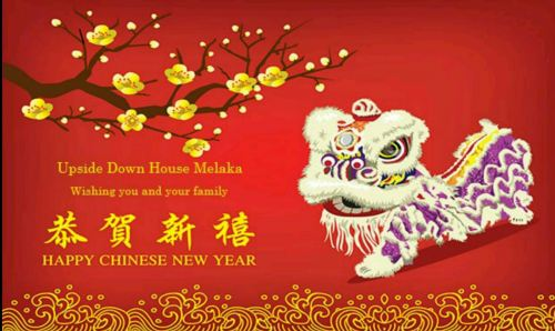 happy Chinese New Year 2019. We are open from 10am to 9pm on 5/2/2019&6/2/2019